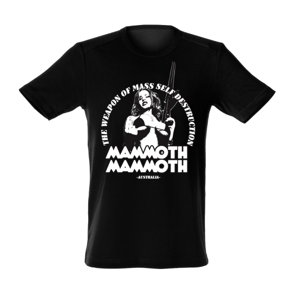 Mammoth Mammoth - Weapon Of Mass Self-Destruction