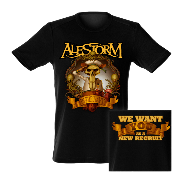 Alestorm - In The Navy