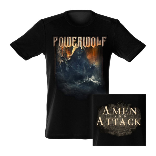 Powerwolf - Amen and Attack