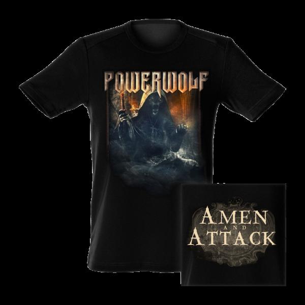 Powerwolf - Amen and Attack