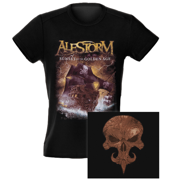 Alestorm - Sunset To The Golden Age