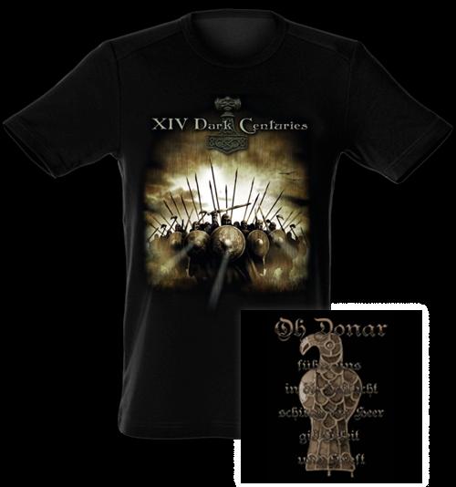 XIV Dark Centuries - Schildwall